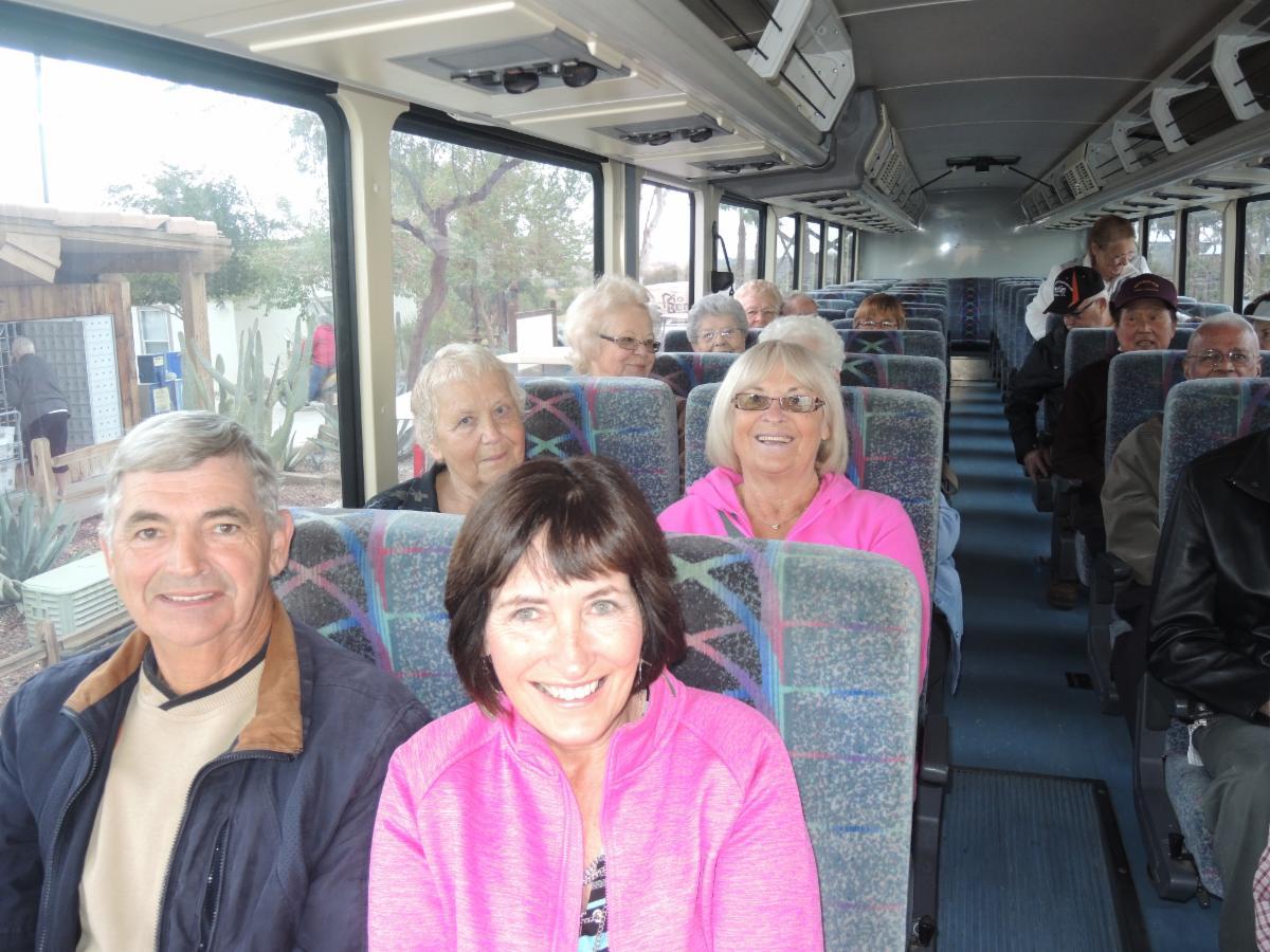 Golden Acorn Bus